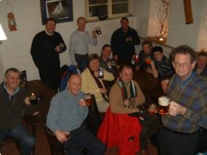 Fellowship in the bar