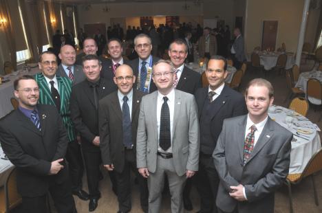 The guys of host club Long Eaton
