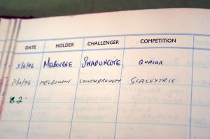 The Marie Celeste Challenge?