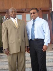 President of Uganda